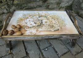 how to make old wood texture how to decorate breakfast bed table you