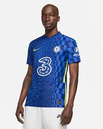 Founded in 1905, the club competes in the premi. Chelsea F C 2021 22 Match Home Men S Nike Dri Fit Adv Football Shirt Nike Lu