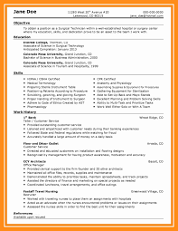 Nurse Technician Resumes 12 13 Surgical Technologist Resume Examples
