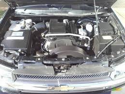 2003 Chevrolet TrailBlazer LT 4x4 Engine Photos | GTCarLot.com