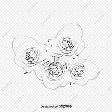 татуировка татуировка цветы ручной Png и Psd файл для бесплатной