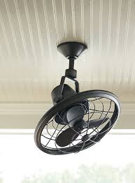 vintage looking ceiling fans.  Looking The Tarnished Bronze Finish And Classic Cage Design Creates A Vintage Look  That Also Fits In Modern Outdoor Decor Operation Is Easy With Its Included  With Vintage Looking Ceiling Fans I