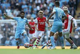 Man City thrash Arsenal 5-0