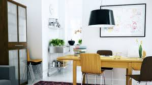 deluxe wooden home office. Beautiful Simple Deluxe Cheap Home Office Furniture Workspace Design With Glossy Black Pendant Lamp Also Wooden D