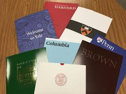 former ivy league admissions officer reveals how schools pick  ivy league admissions folders harvard yale dartmouth princeton penn cornell columbia brown