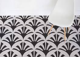 art deco style flooring