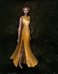 Selection Fashion Design Contest This 18 Year Old Designed A Prom Dress Worthy Of The Selection