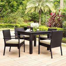 rustic outdoor patio furniture outdoor patio dining sets new wicker