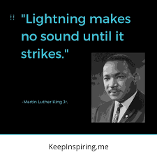 Famous Martin Luther King Quotes Awesome 48 Of The Most Powerful Martin Luther King Jr Quotes