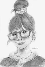 久しぶりに可愛い女の子を描いたので思い出したこと徒然に書いてみた