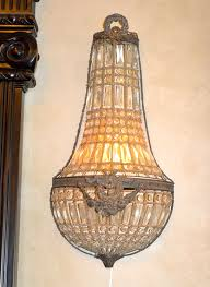 parisian wall sconce from sunny chair north scottsdale