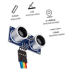 Computers & Accessories Longruner 5 x <b>HC</b>-<b>SR04 Ultrasonic</b> ...