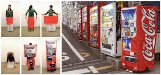 Vending Machine Skirt Beauteous 48 Post 48 Amazing And Crazy Japanese Inventions