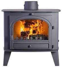 hunter stoves innovative wood burning stoves log burners consort 15