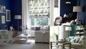 blue and white furniture. View In Gallery Blue And White Furniture