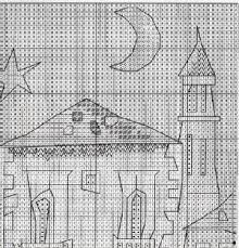 アンカー韓国刺繍図案ベニスゴンドラvenicegondoraad195anchor