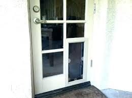 exterior dog door exterior doors with dog door built in pretty exterior door with pet door exterior dog door