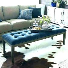 glass coffee table with ottomans owen coffee table ottoman with storage ottomans underneath tables glass wi