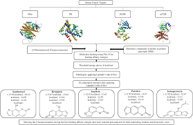 Structure Based Multitargeted Molecular Docking Analysis Of