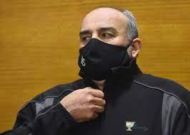 winner Angel Cabrera sentenced ...