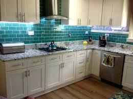 white glass backsplash ideas white glass blue glass tile white kitchen rock wall flat stone white
