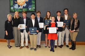 frederica academy > dar essay contest winners recognized 2016 dar essay contest winners recognized