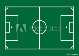 soccer field templates soccer field template buy this stock illustration and explore