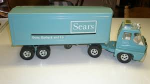 Vintage toy truck sears