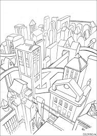 Small Picture City Coloring Pages fablesfromthefriendscom