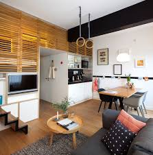 apartment home office. How To Create More Space In Less M2 - Zoku\u0027s Spacious Micro-apartments Apartment Home Office A