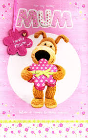 Mothers Greeting Card Boofle Large For My Lovely Mum Happy Mothers Day Card Lovely