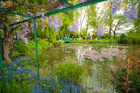 monet s garden is this the most beautiful garden in the world