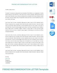 Sample Recommendation Request Letter For Promotion Template – Ilford