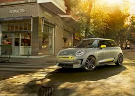 Sport Series mini cooper bmw : This is BMW's all-electric Mini Cooper, production model due in ...