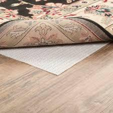 wayfair basics pvc non slip rug pad 0 04