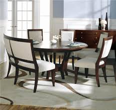 indoor dining table benches best of round bench indoor into the glass very cozy contemporary curved