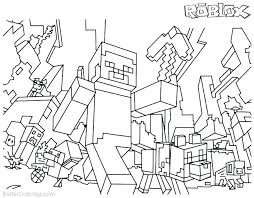 Minecraft Coloring Page Stoughtonsoccer Info