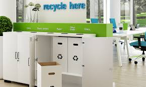 storage unit office. Recycling Storage Unit From Elite Office Furniture