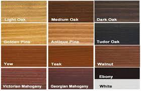 Ronseal Varnish Colour Chart Liberon Palette Wood Dye 500ml