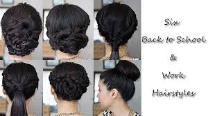 updos for long hair work hairstyles 40 easy and quick work hairstyles