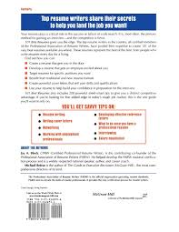101 Best Resumes Endorsed By The Professional Association Of
