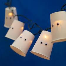 diy halloween lighting. Diy Halloween Lantern Garland Lighting