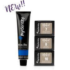 New Demi Permanent Naked Collection