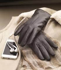super soft lambskin leather and a soft 100 natural wool lining ensure that they are as comfortable as they are practical