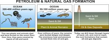 How Did Oil and Gas Get Created?