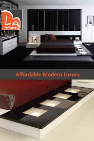 best modern bedroom furniture. Impera Modern-Contemporary Lacquer Platform Bed Best Modern Bedroom Furniture