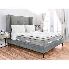 king mattress. Exellent Mattress Brentwood Home Sequoia Euro Pillow Top Cal King Mattress In O