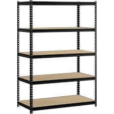 wondrous blue hawk shelving 124 blue hawk shelving assembly small size