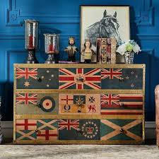 british flag furniture. Uk Flag Furniture Union Jack Chest Patriotic Decoration British