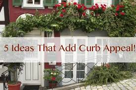 front door curb appealCurb Appeal 5 Easy Ways to Freshen Your Homes Exterior